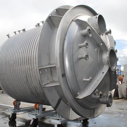 dissolution vessel 24 m³
