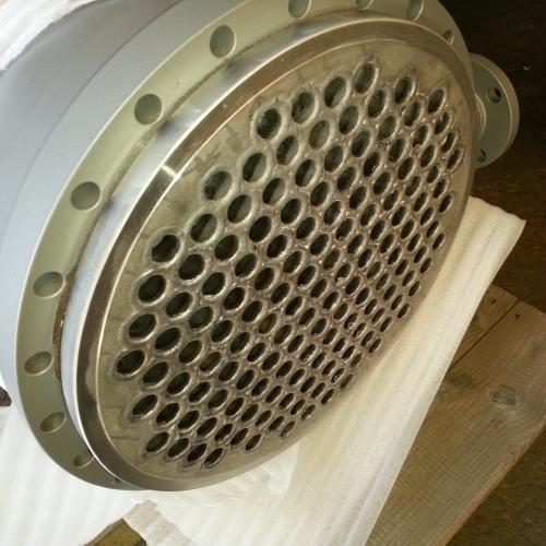 heat exchanger in Alloy 825